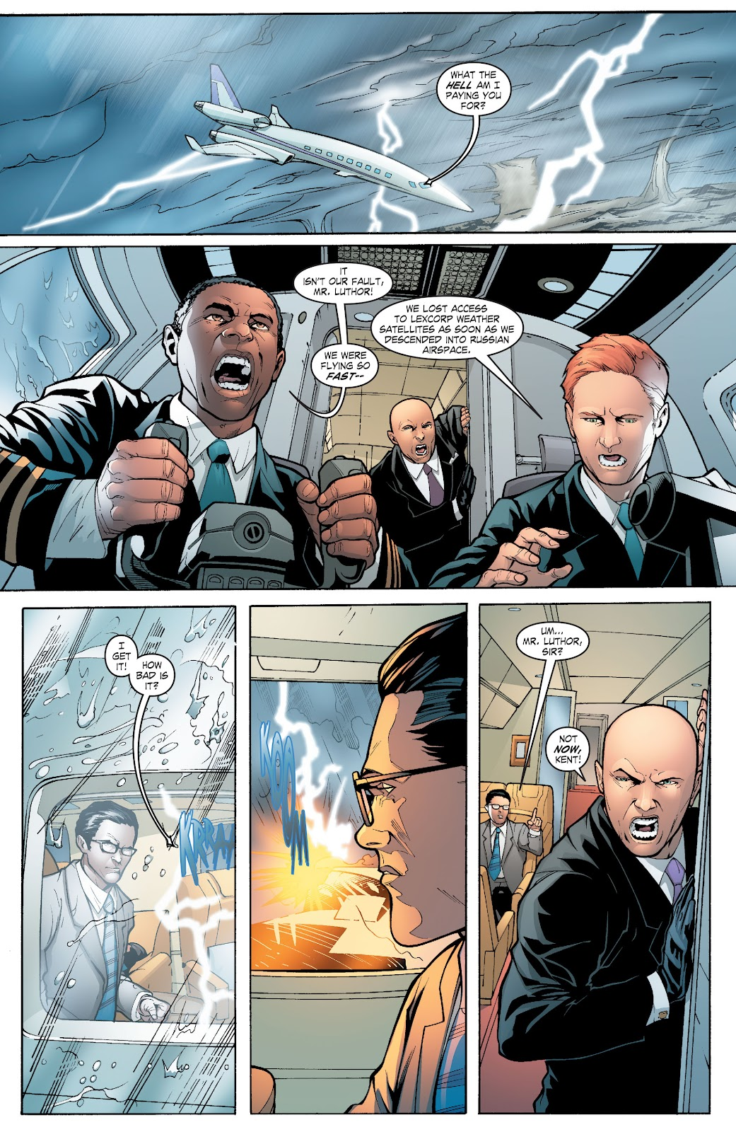 Read online Smallville Season 11 [II] comic -  Issue # TPB 6 - 75