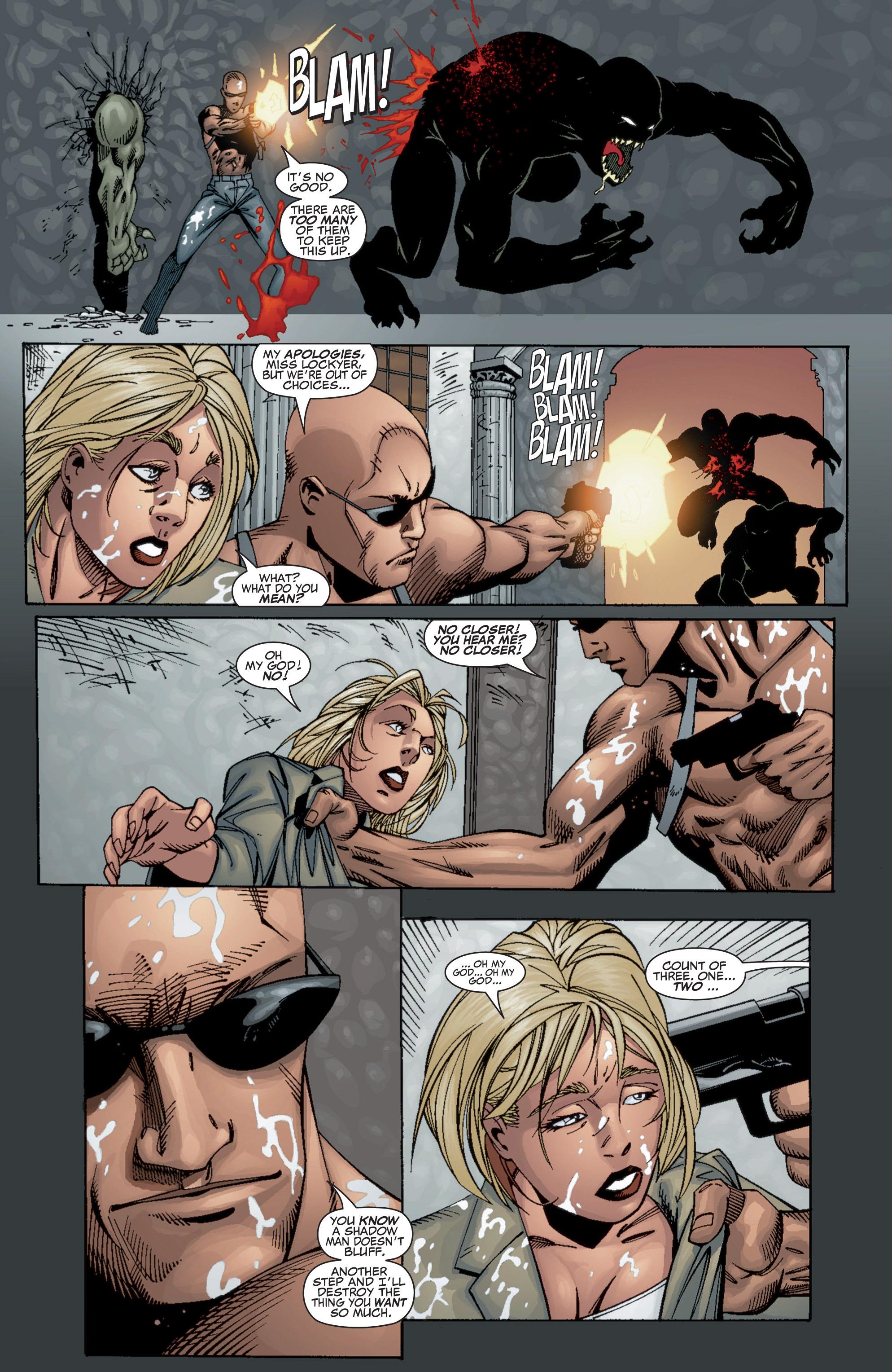 Read online Shadowman (1999) comic -  Issue #1 - 39