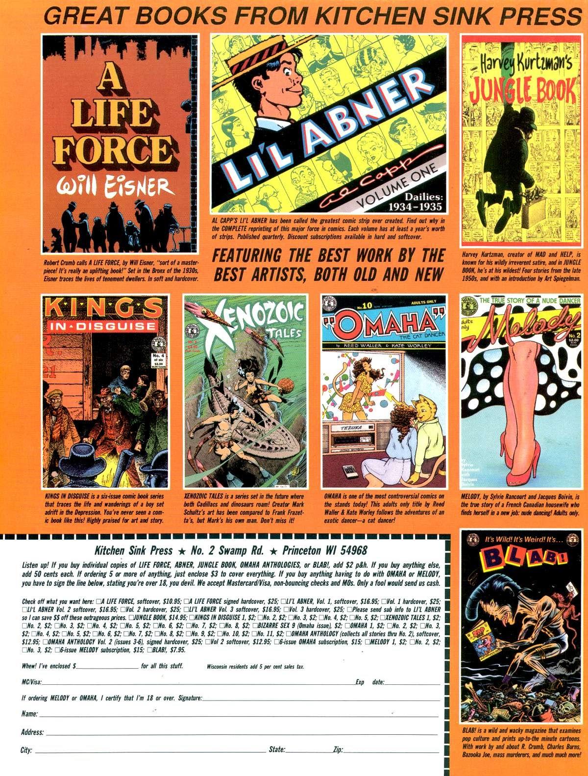 Read online Neat Stuff comic -  Issue #14 - 36