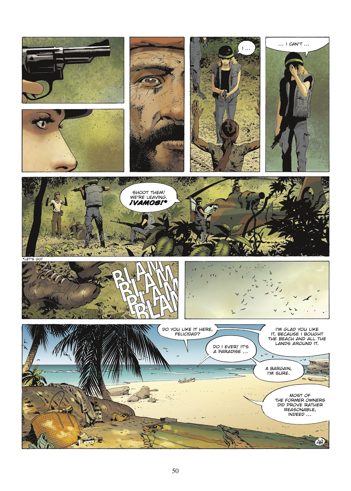 XIII Mystery issue 9 - Page 52
