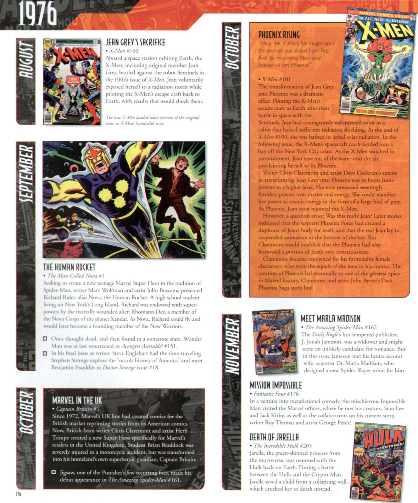 Read online Marvel Chronicle comic -  Issue # TPB (Part 2) - 66