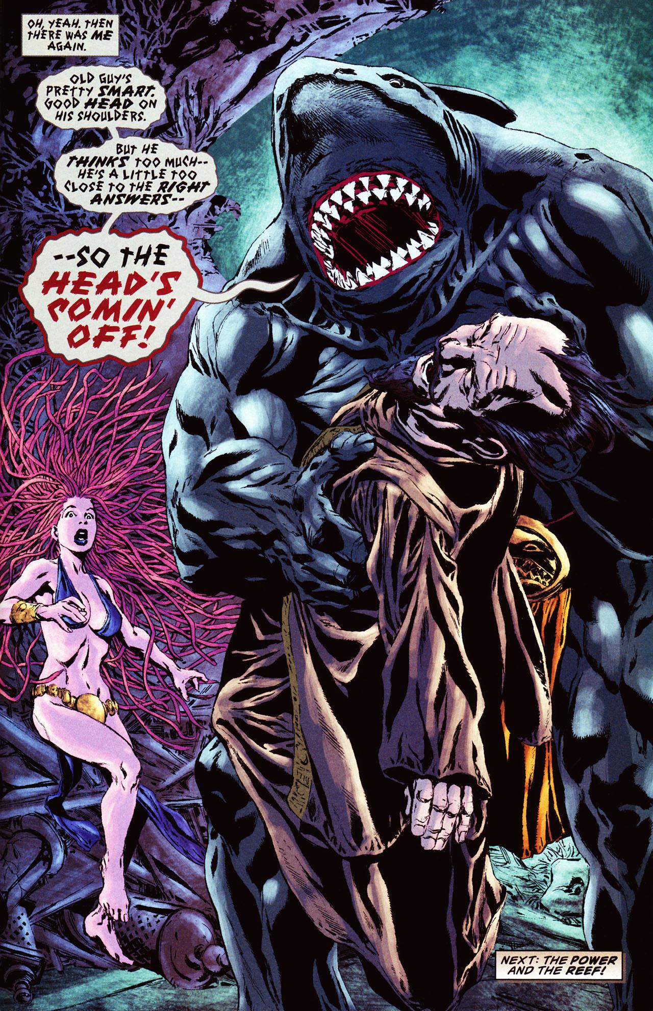 Read online Aquaman: Sword of Atlantis comic -  Issue #46 - 33
