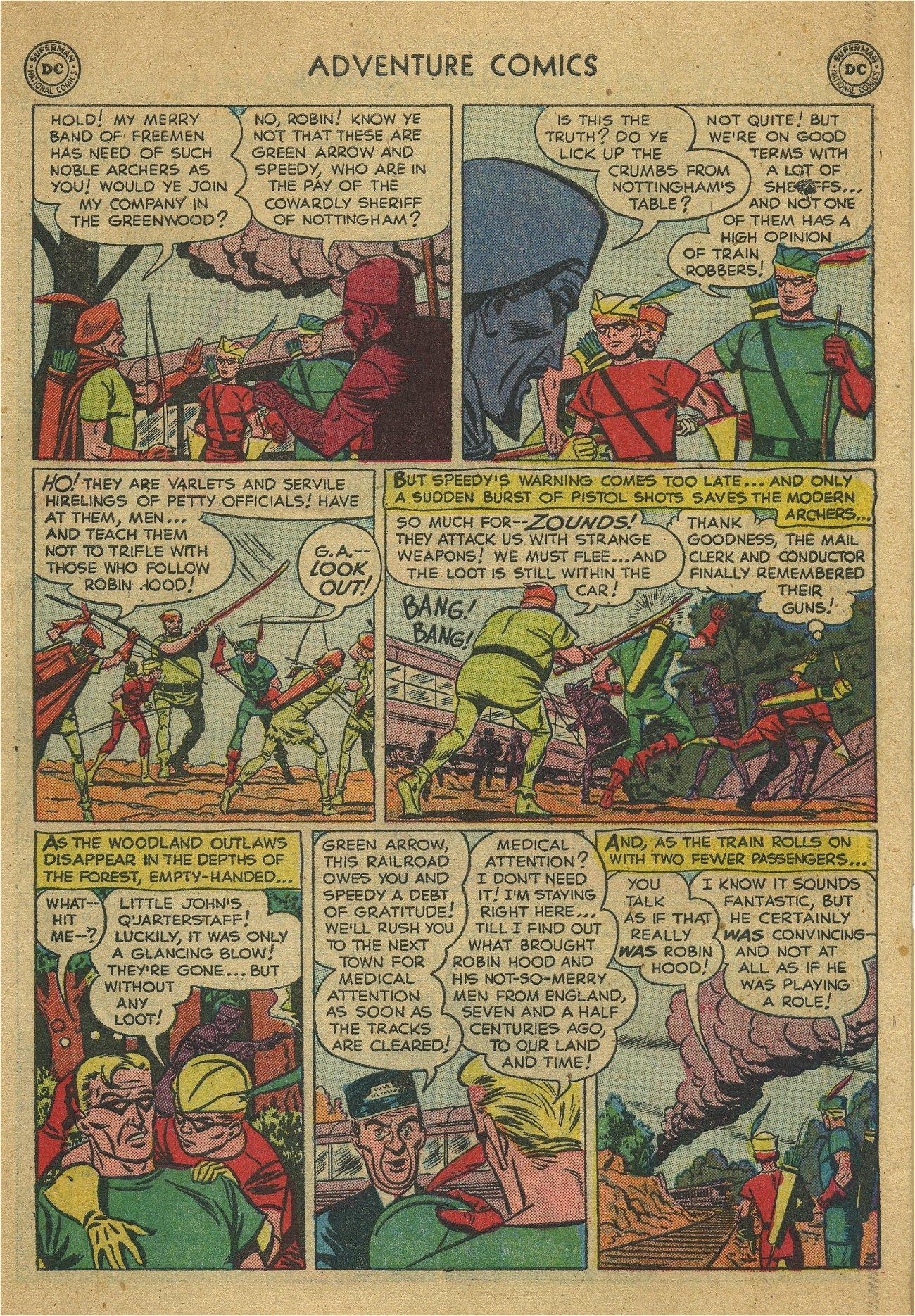 Read online Adventure Comics (1938) comic -  Issue #171 - 33
