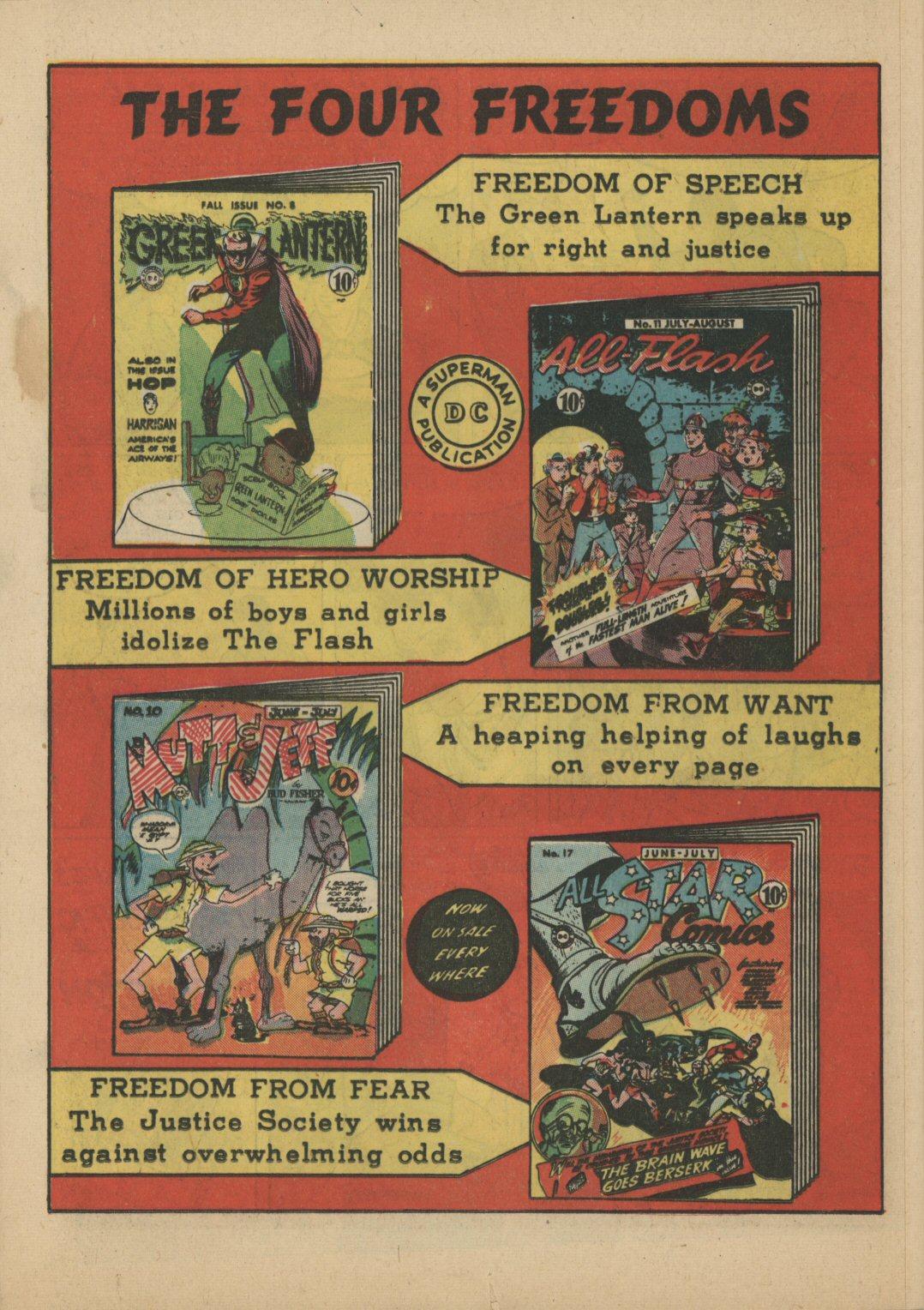 Read online Sensation (Mystery) Comics comic -  Issue #21 - 40