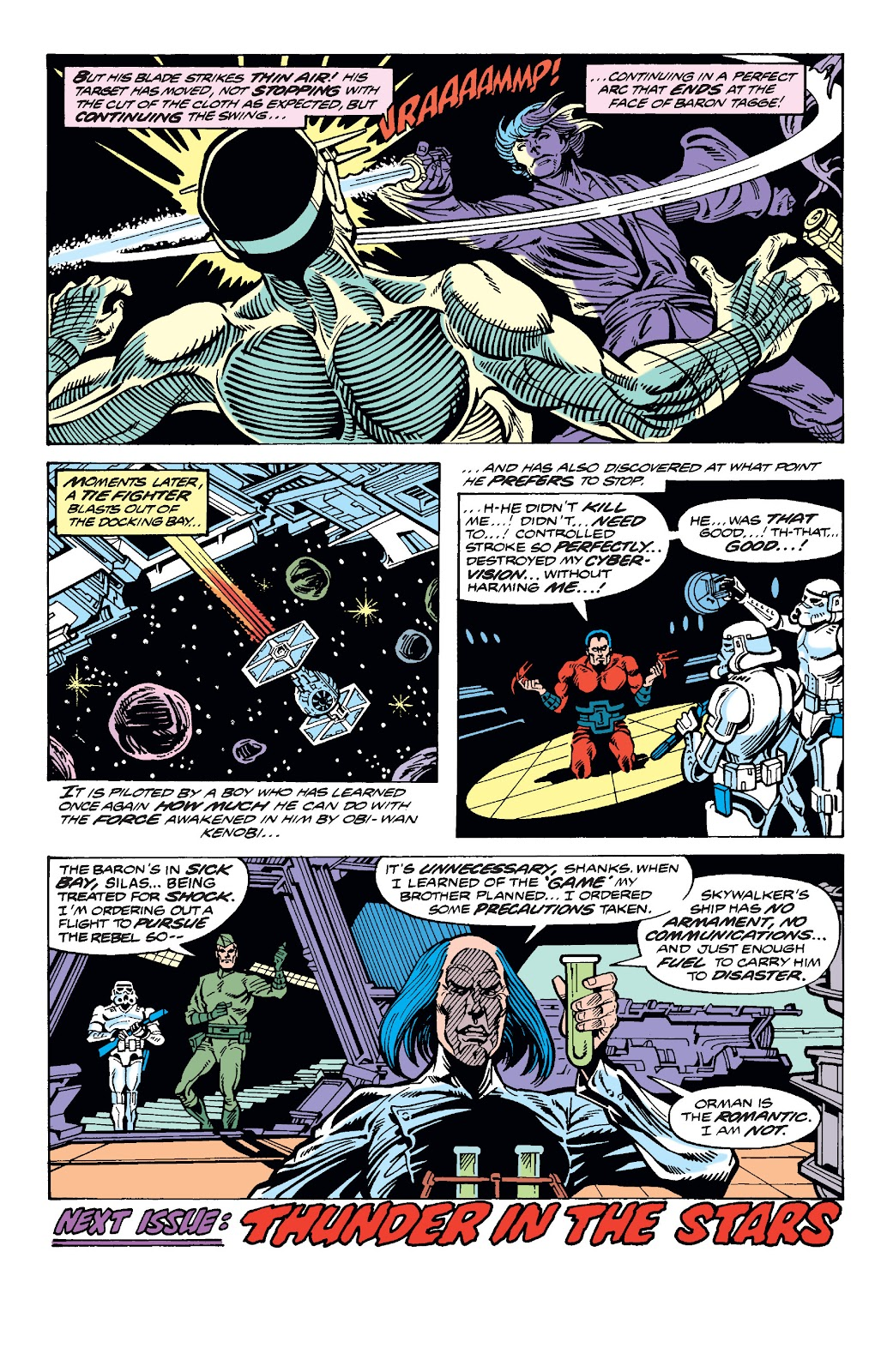 Read online Star Wars Legends: The Original Marvel Years - Epic Collection comic -  Issue # TPB 2 (Part 2) - 84