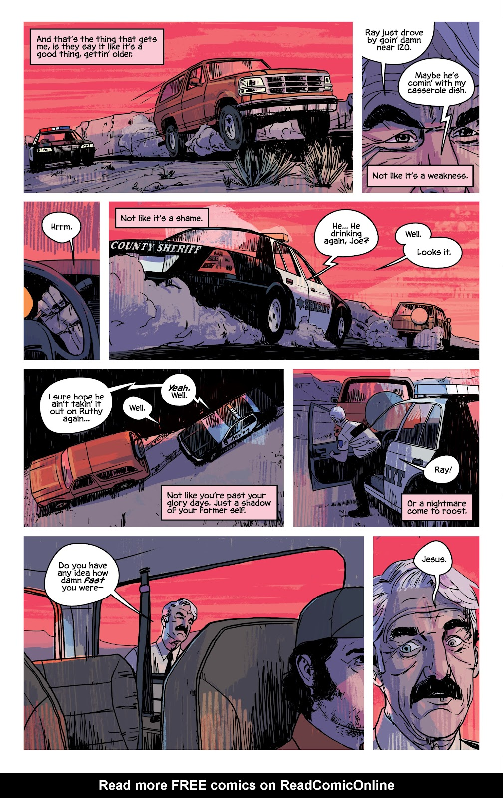 Read online Criminal (2019) comic -  Issue #12 - 35