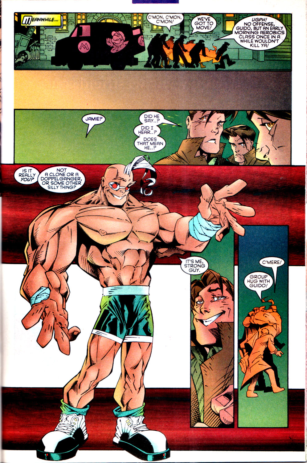Read online X-Factor (1986) comic -  Issue #135 - 17