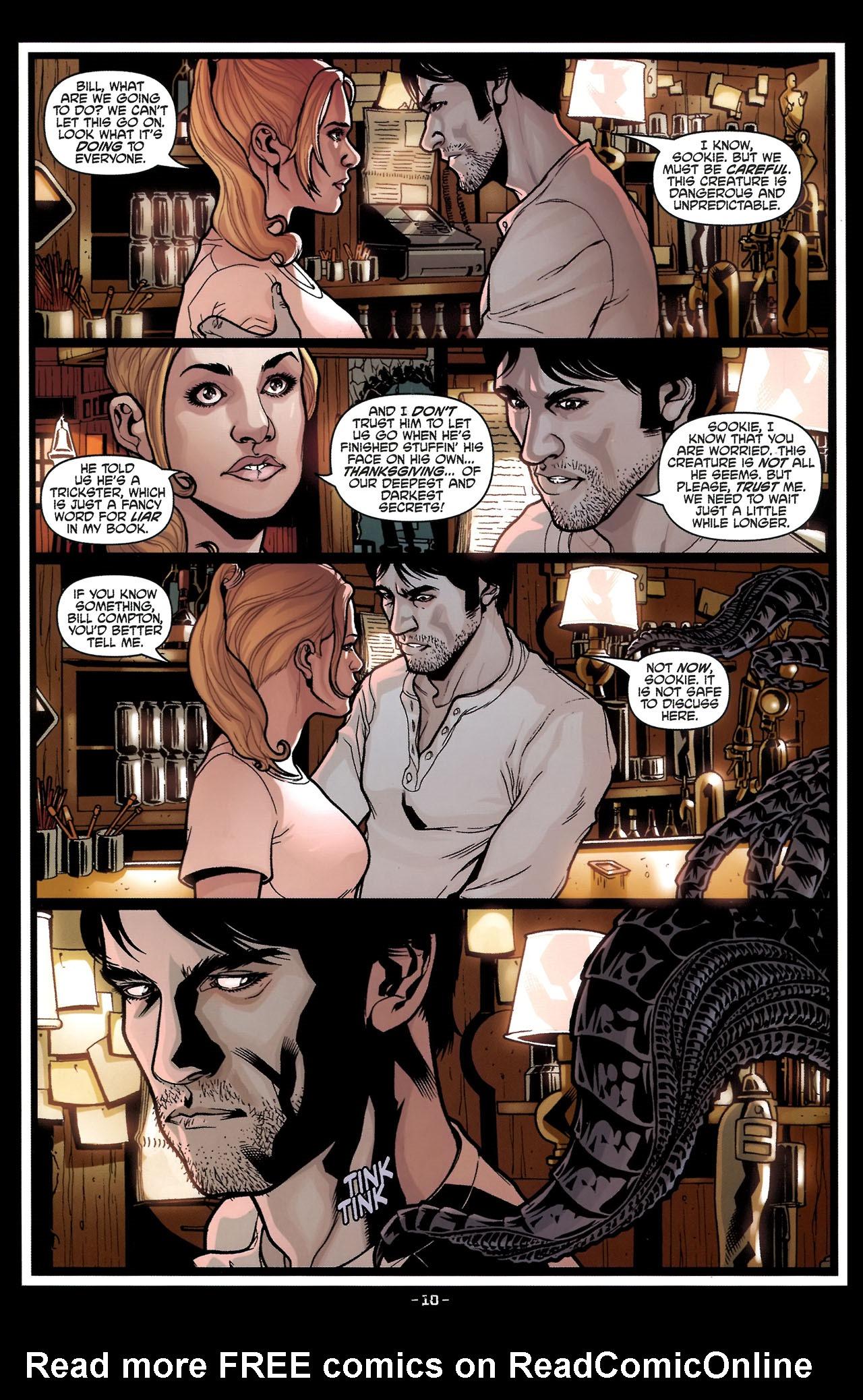 Read online True Blood (2010) comic -  Issue #5 - 13