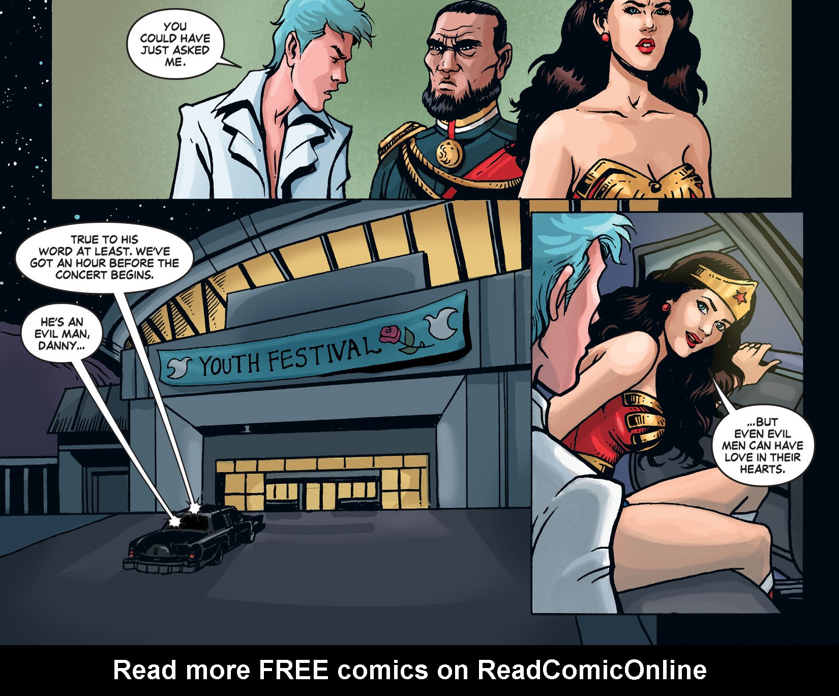 Read online Wonder Woman '77 [I] comic -  Issue #25 - 20