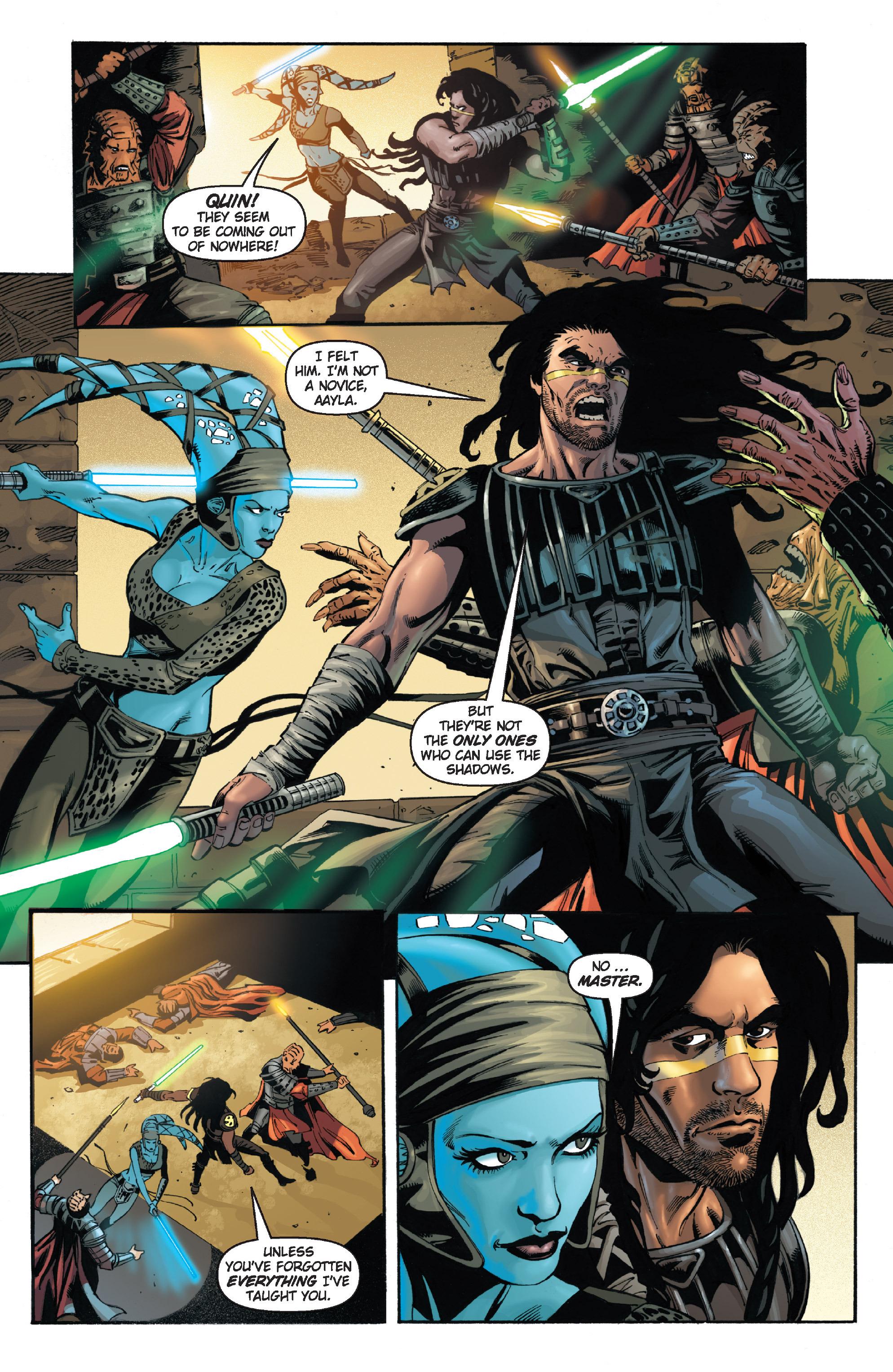 Read online Star Wars Omnibus comic -  Issue # Vol. 26 - 282