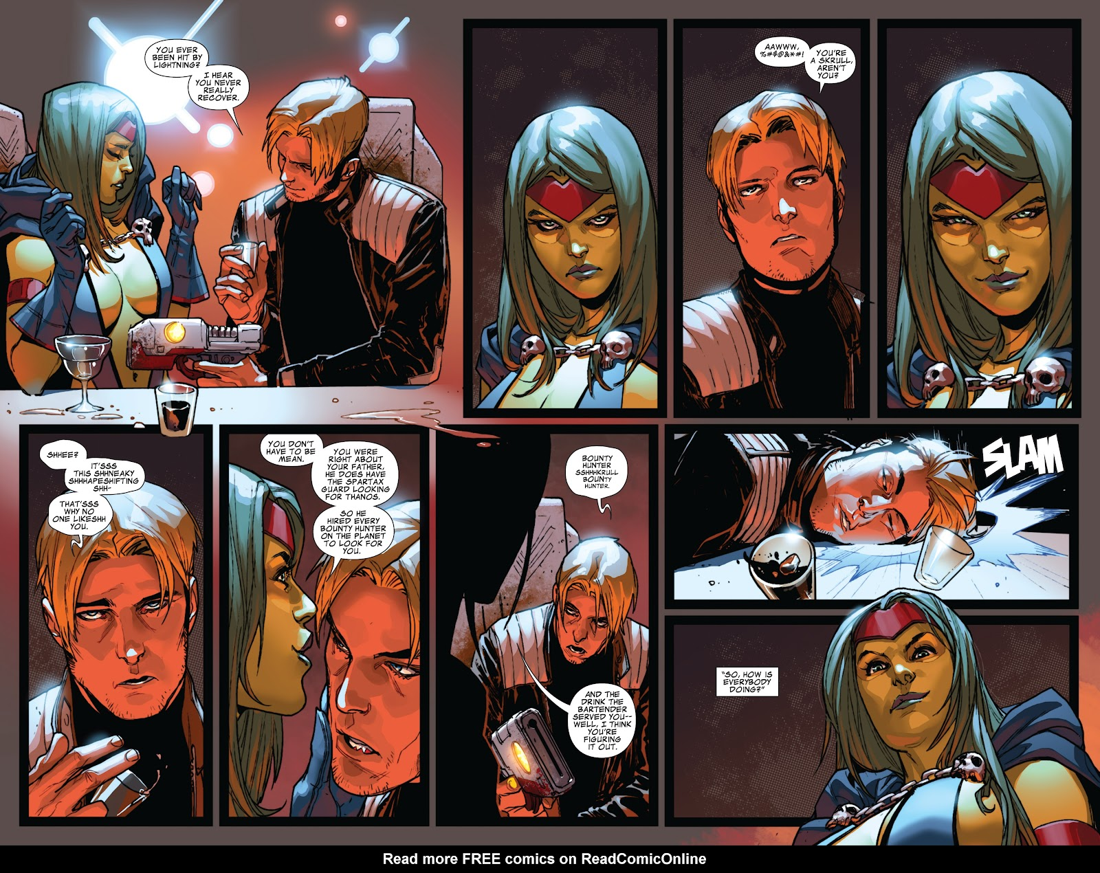 Guardians of the Galaxy/All-New X-Men: The Trial of Jean Grey issue TPB - Page 28
