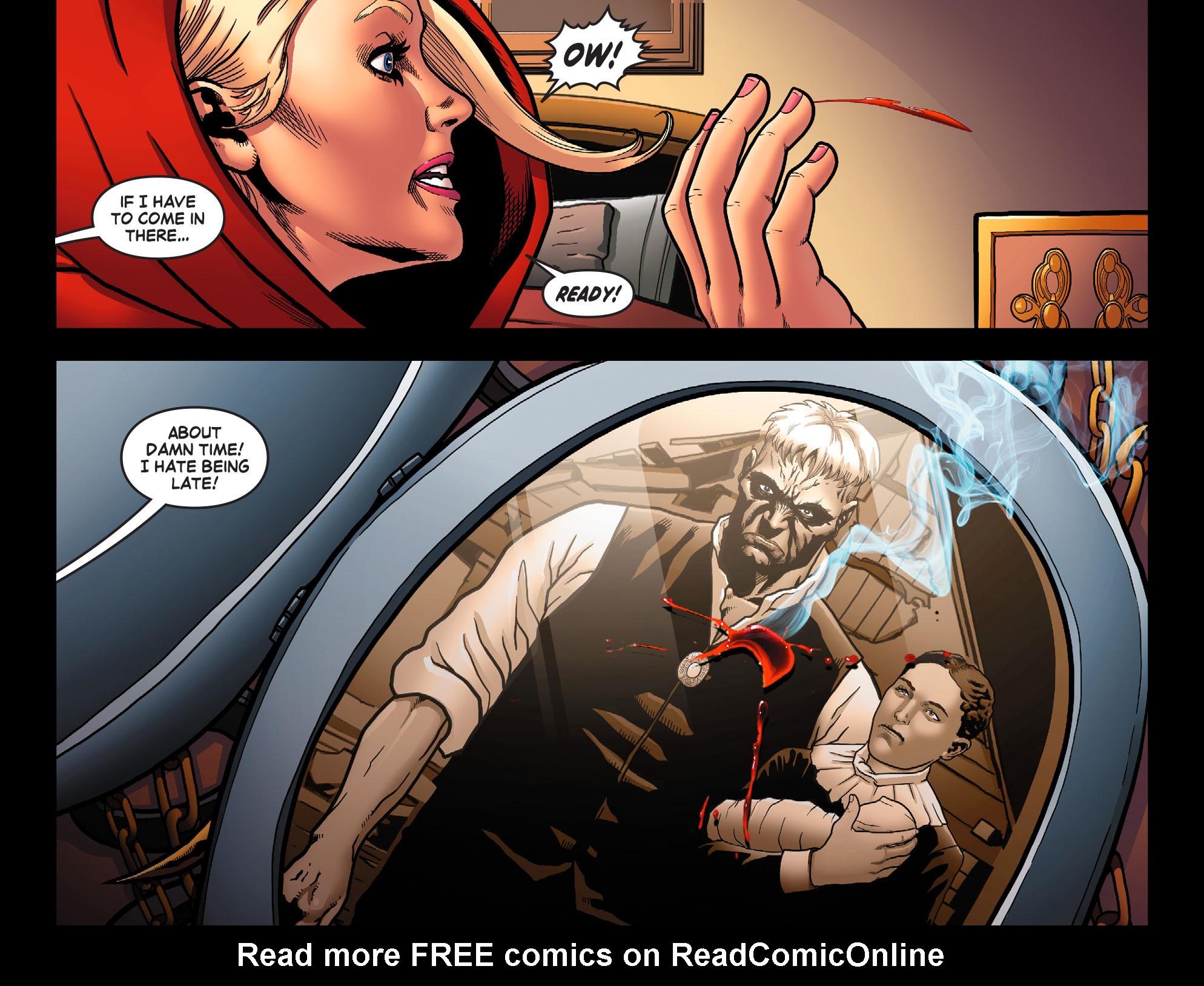Read online Wonder Woman '77 [I] comic -  Issue #13 - 4
