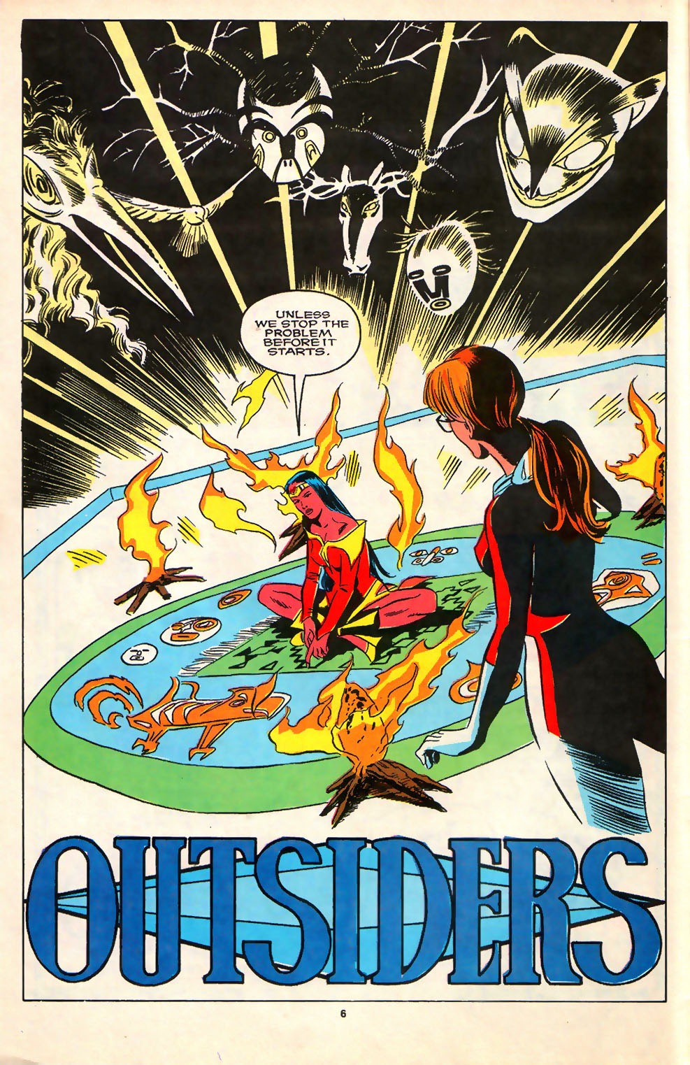 Read online Alpha Flight (1983) comic -  Issue #79 - 6