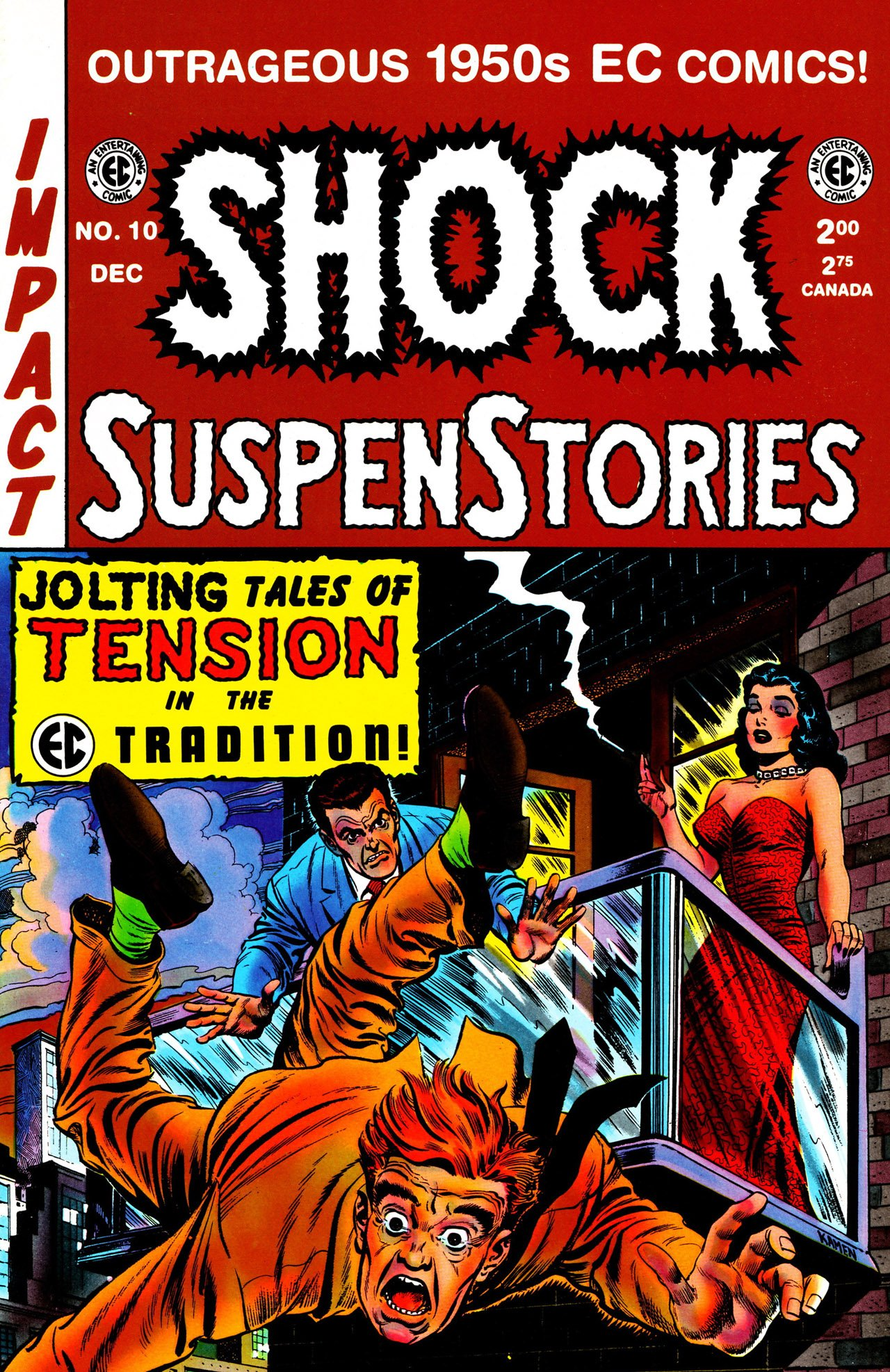 Shock SuspenStories 10 Page 1