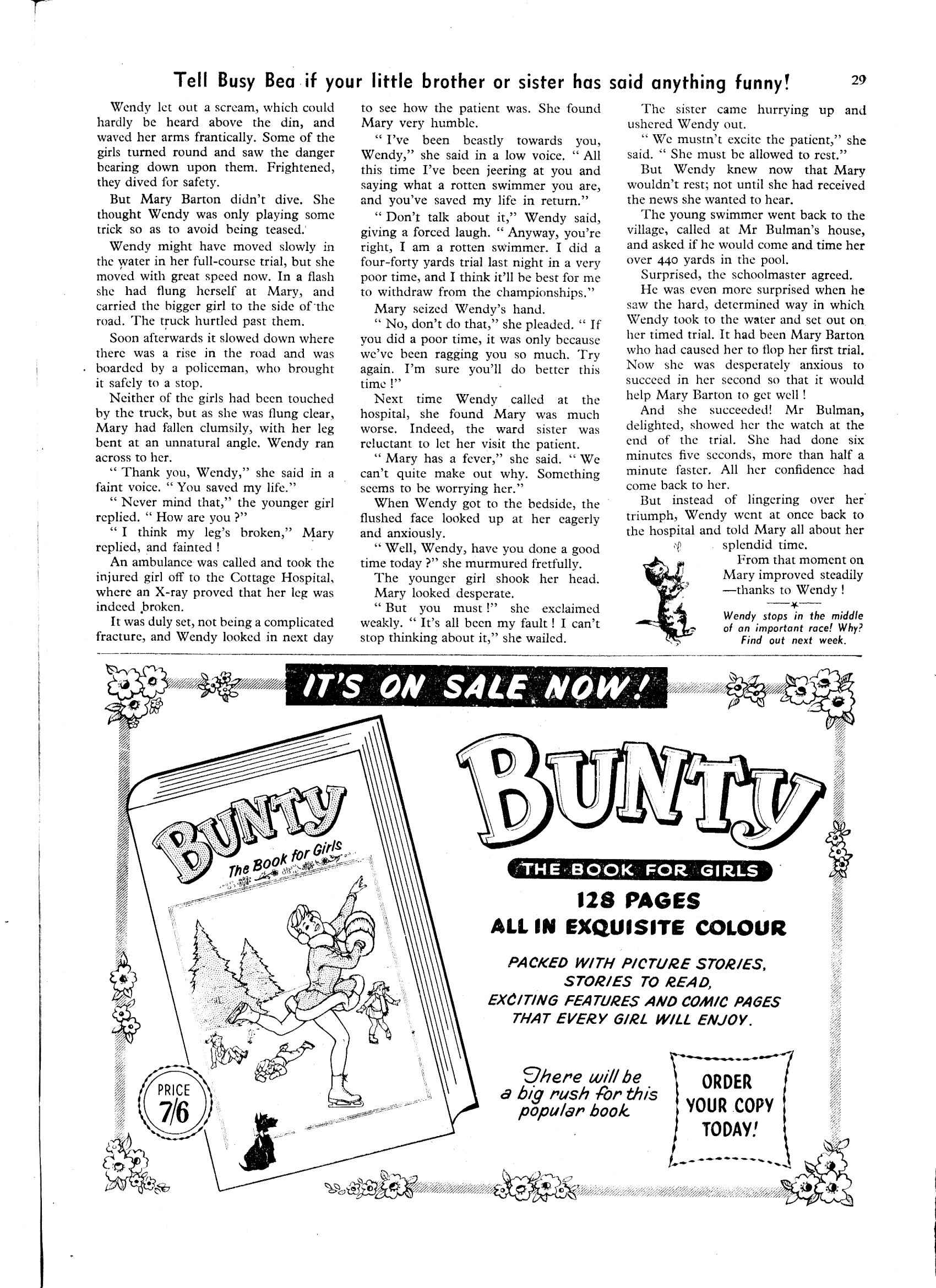Read online Judy comic -  Issue #34 - 29