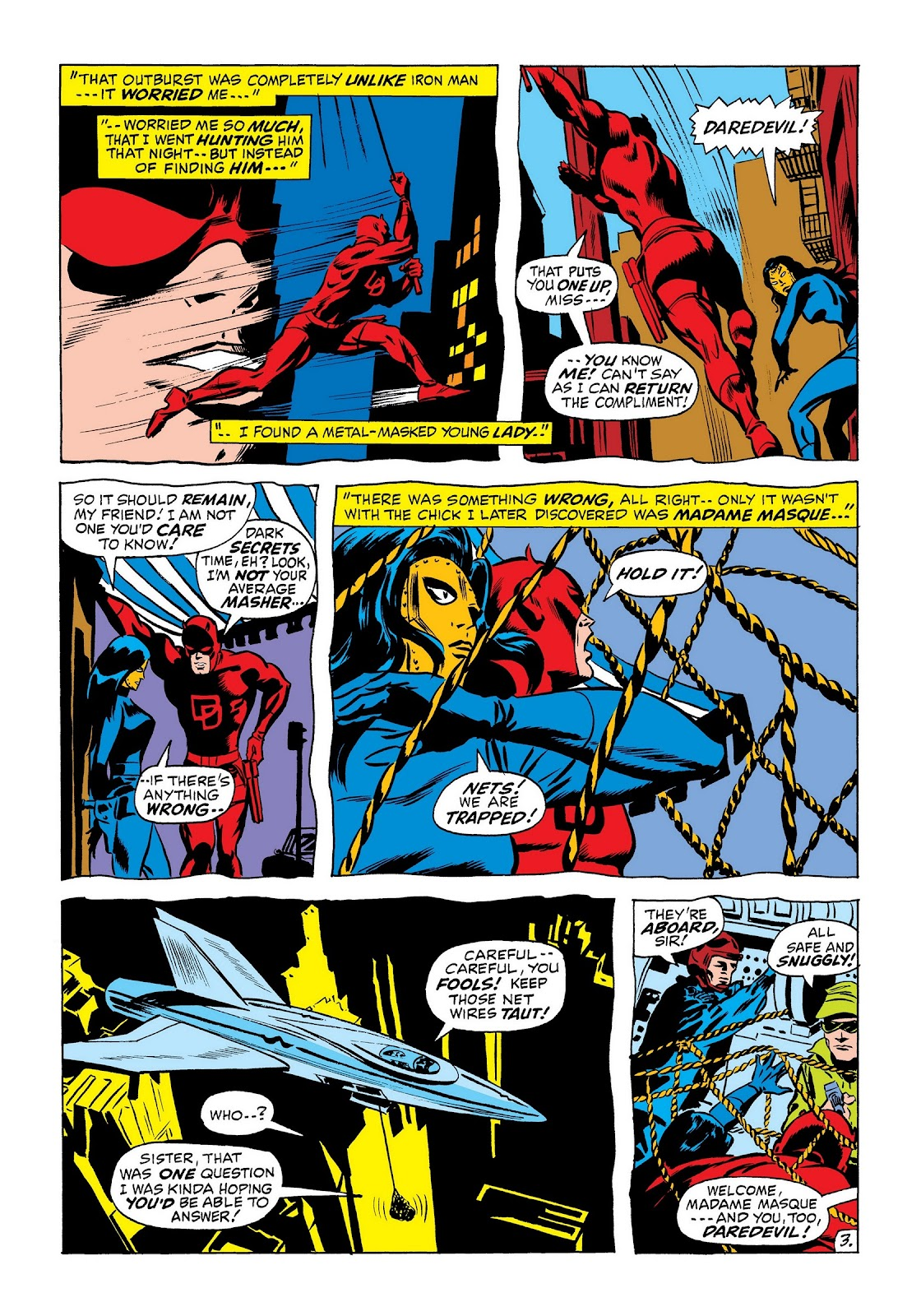 Read online Marvel Masterworks: The Invincible Iron Man comic -  Issue # TPB 7 (Part 3) - 12