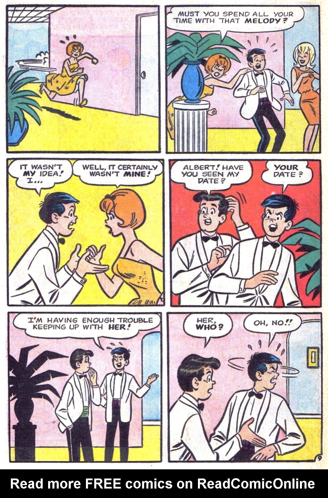 Read online She's Josie comic -  Issue #11 - 32