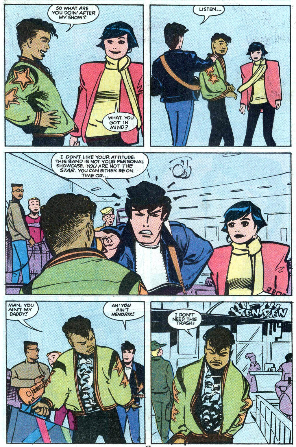 Steeltown Rockers issue 4 - Page 14