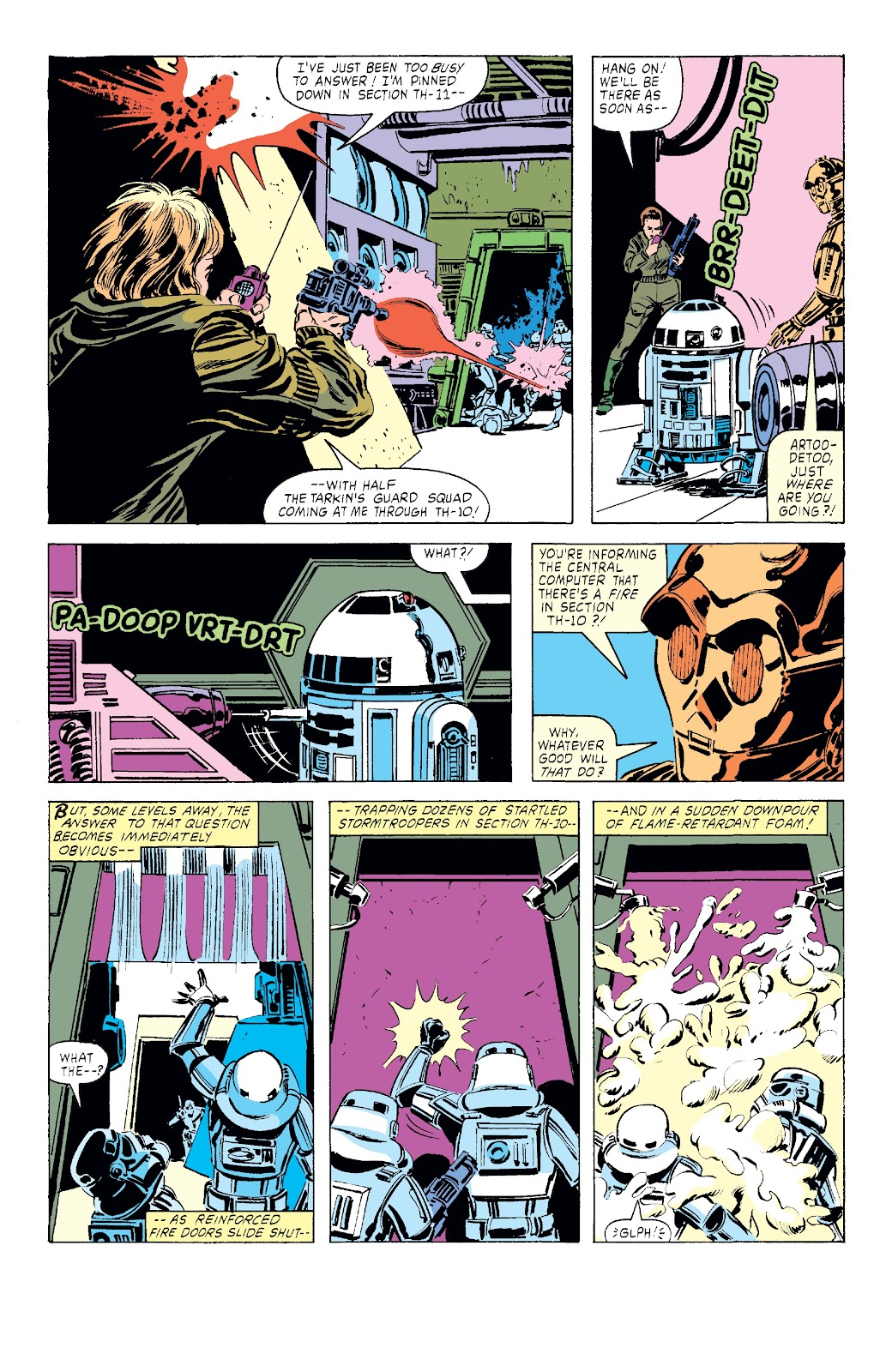 Read online Star Wars Legends: The Original Marvel Years - Epic Collection comic -  Issue # TPB 3 (Part 4) - 3