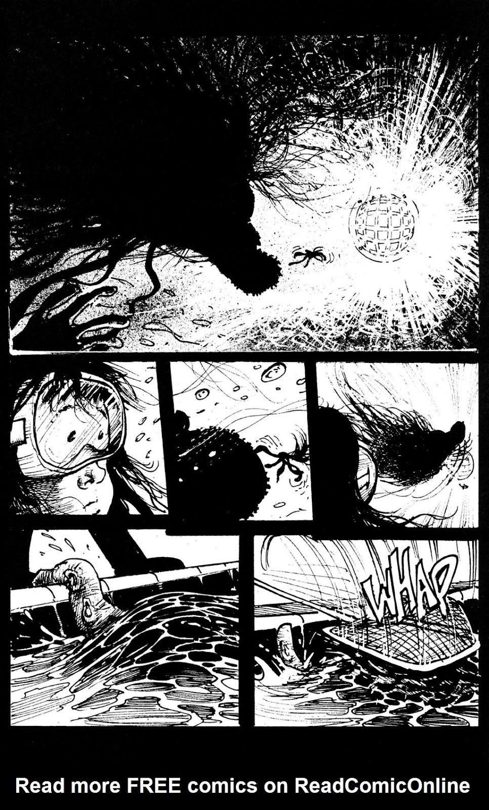 Read online Ojo comic -  Issue #4 - 13