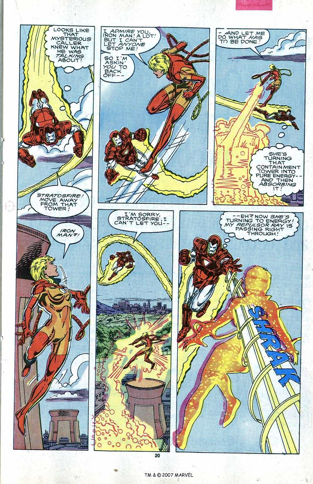 Iron Man Annual issue 9 - Page 25