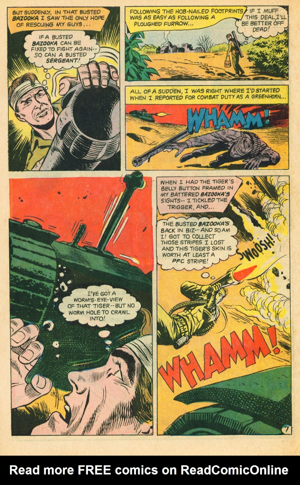 Our Fighting Forces (1954) issue 110 - Page 31