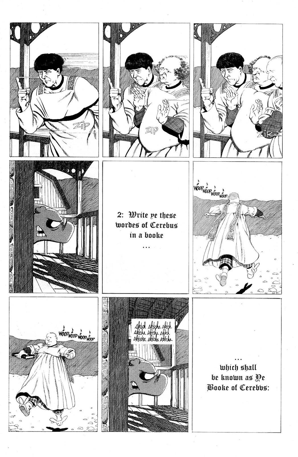 Cerebus Issue #275 #274 - English 19