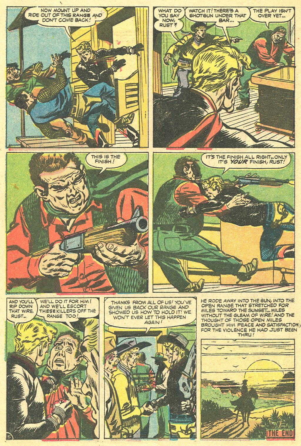 Read online Two-Gun Kid comic -  Issue #31 - 32
