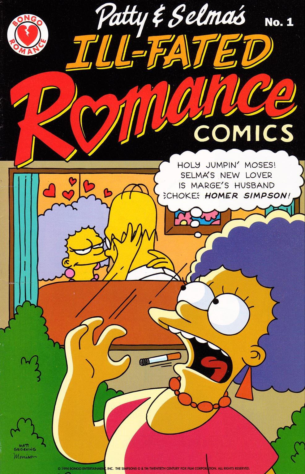 Read online Simpsons Comics comic -  Issue #2 - 24