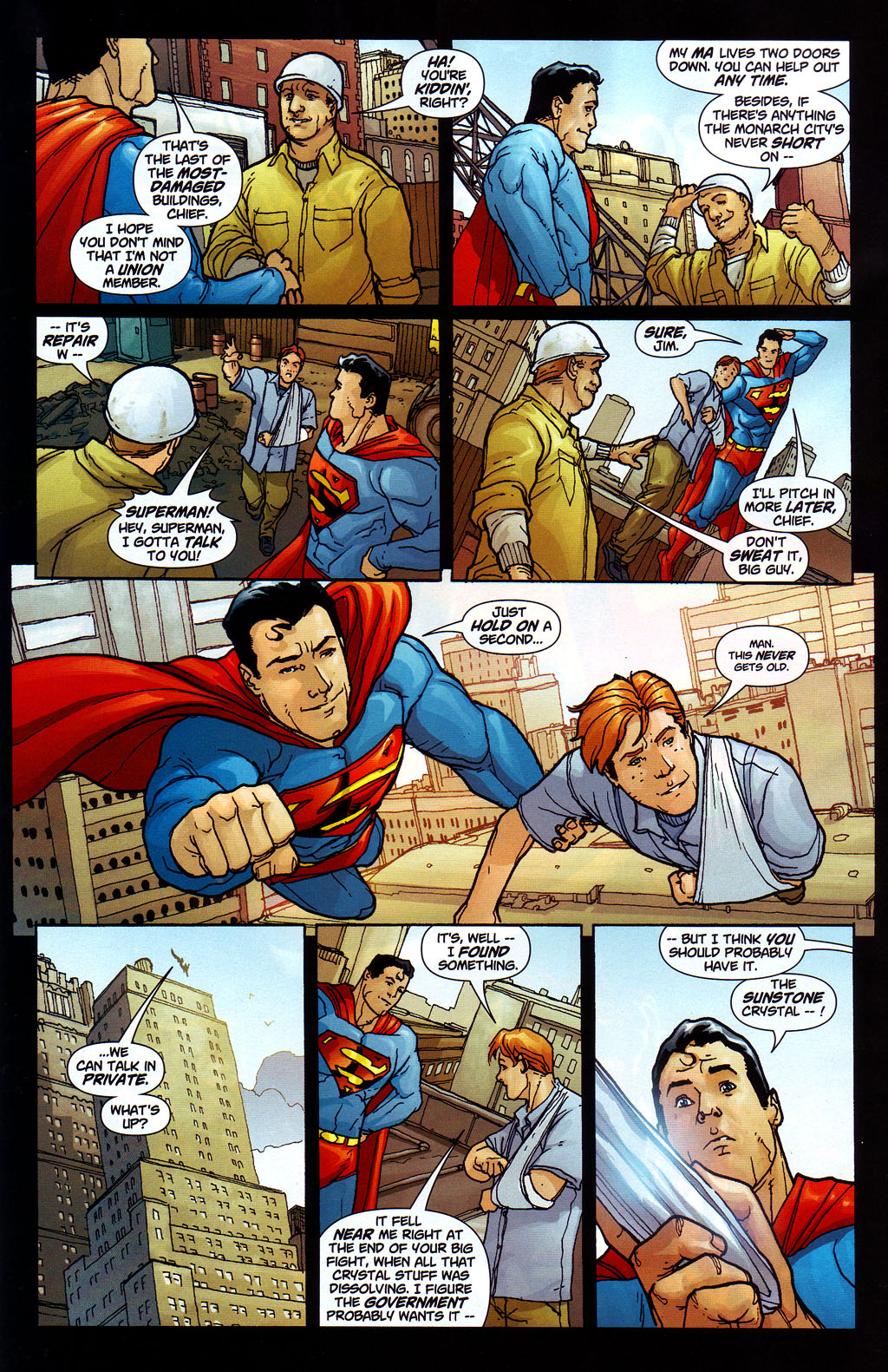 Read online Action Comics (1938) comic -  Issue #840 - 14