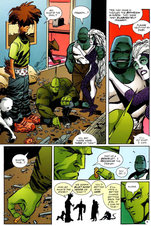 The Savage Dragon (1993) Issue #97 #100 - English 7