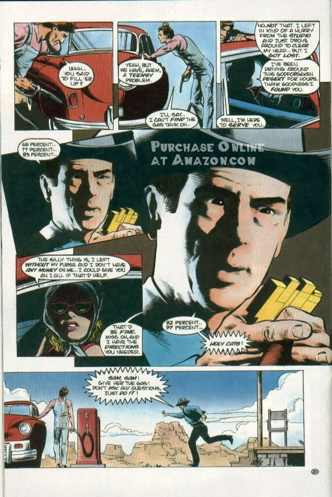 Read online Quantum Leap comic -  Issue #12 - 21