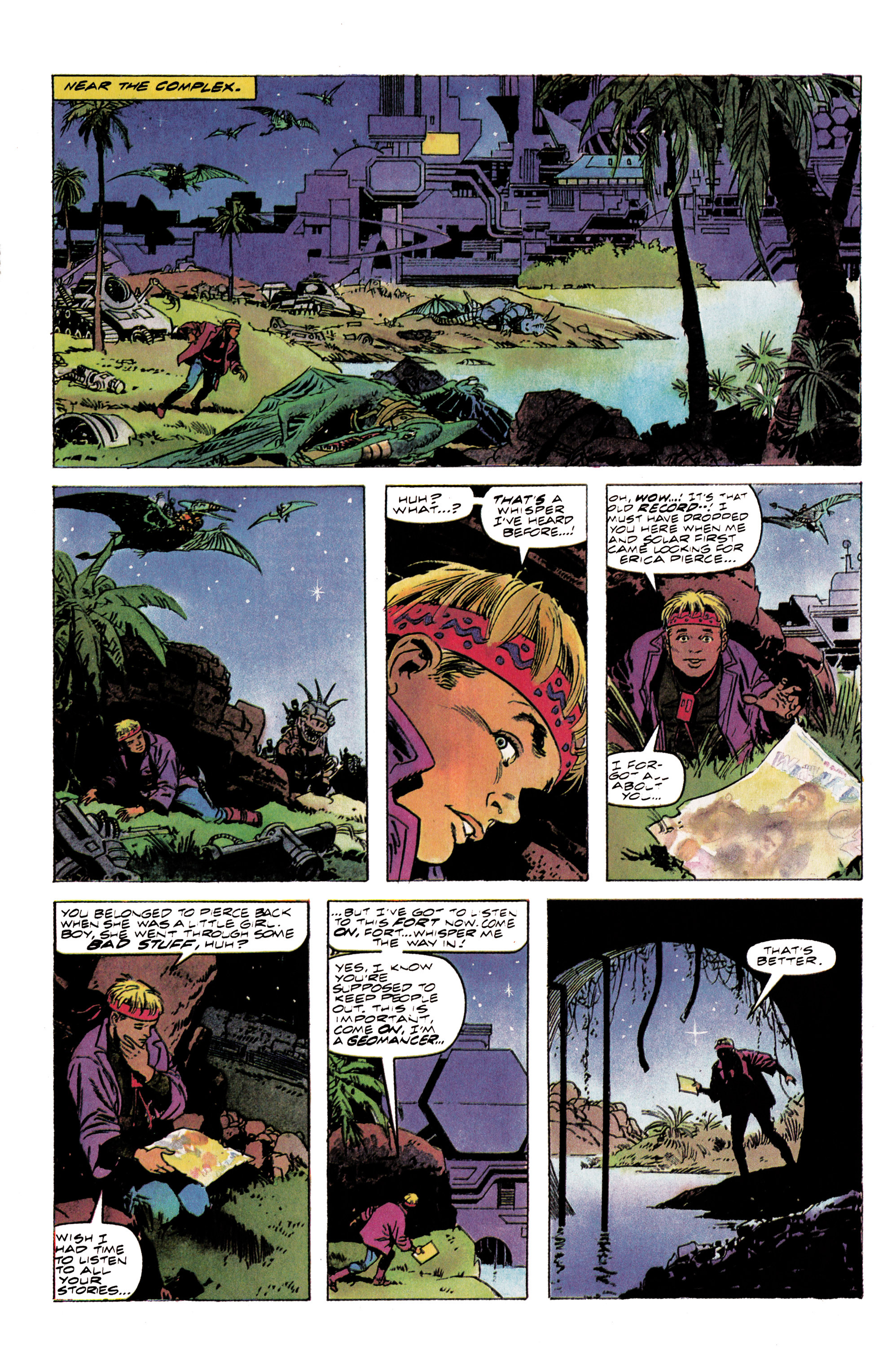 Read online Eternal Warrior (1992) comic -  Issue #2 - 12