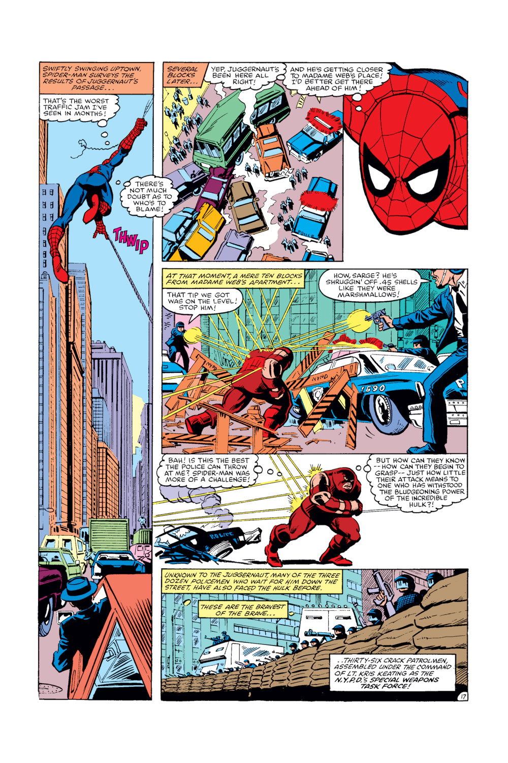 The Amazing Spider-Man (1963) 229 Page 17