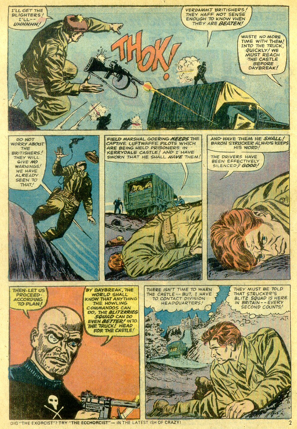 Read online Sgt. Fury comic -  Issue #122 - 4