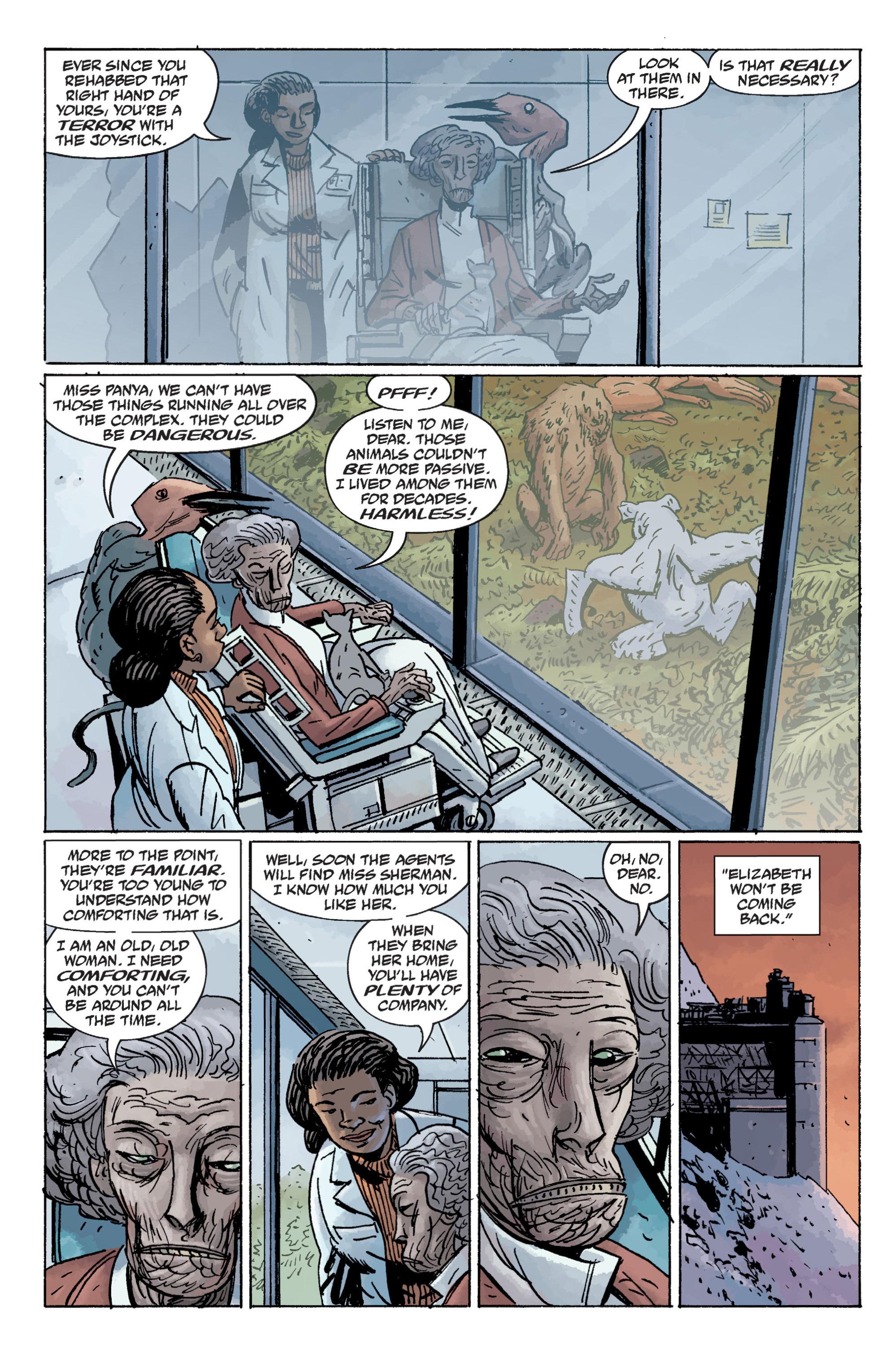 Read online B.P.R.D. (2003) comic -  Issue # TPB 11 - 24
