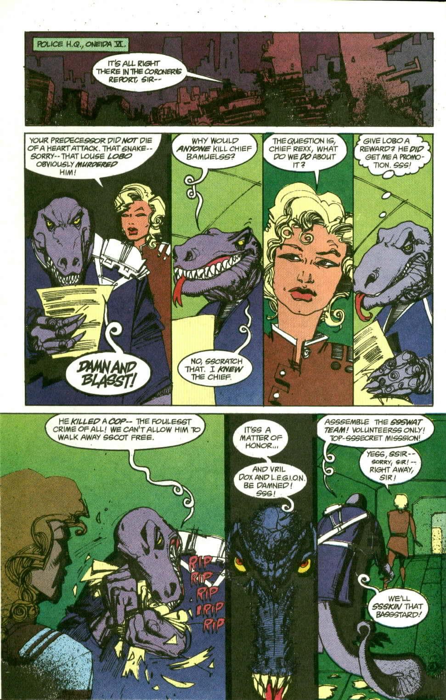 Read online Lobo (1990) comic -  Issue #2 - 7