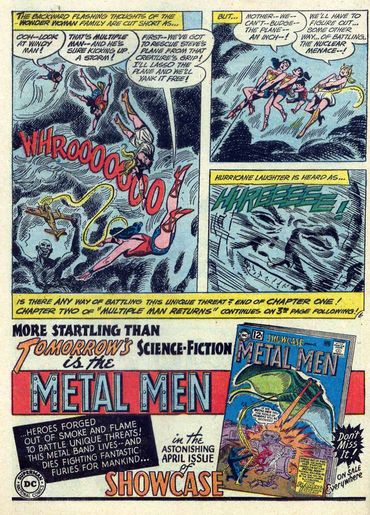 Read online Wonder Woman (1942) comic -  Issue #129 - 8