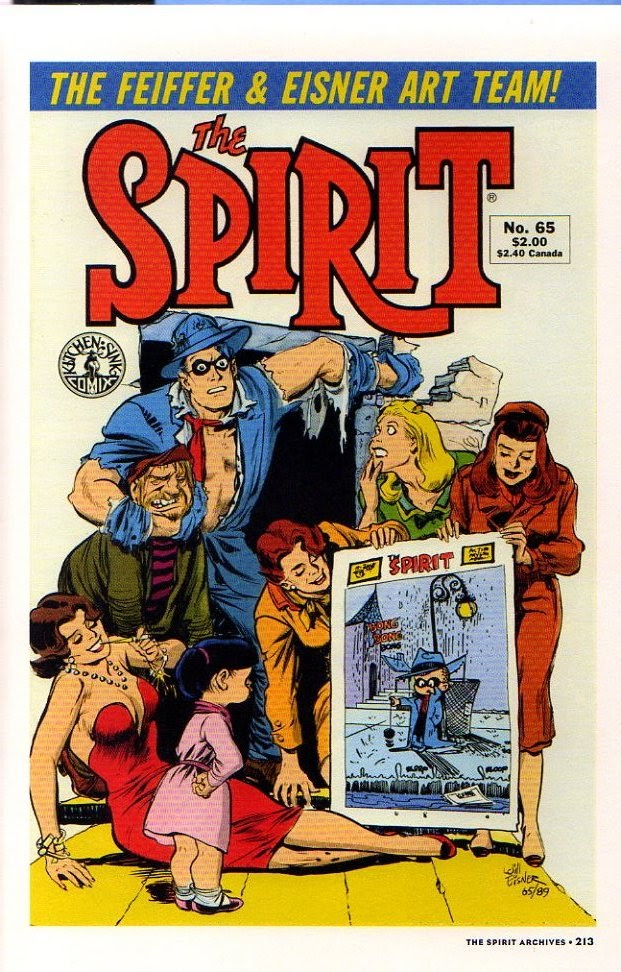 Read online Will Eisner's The Spirit Archives comic -  Issue # TPB 26 (Part 3) - 20