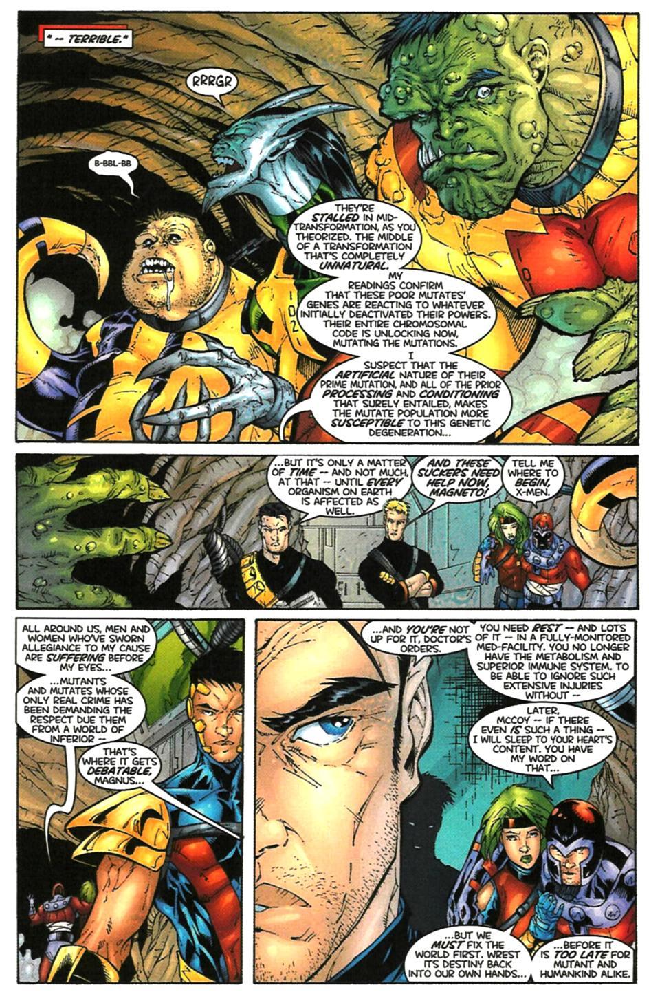 X-Men (1991) 99 Page 19