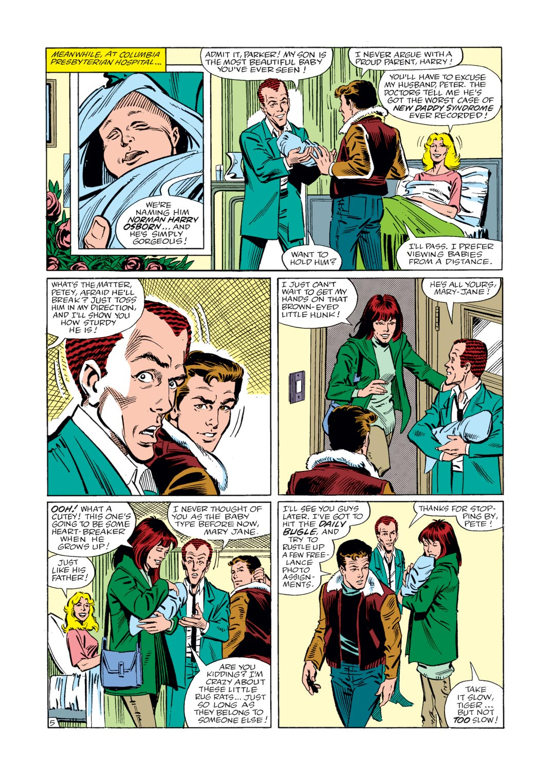 The Amazing Spider-Man (1963) 265 Page 5