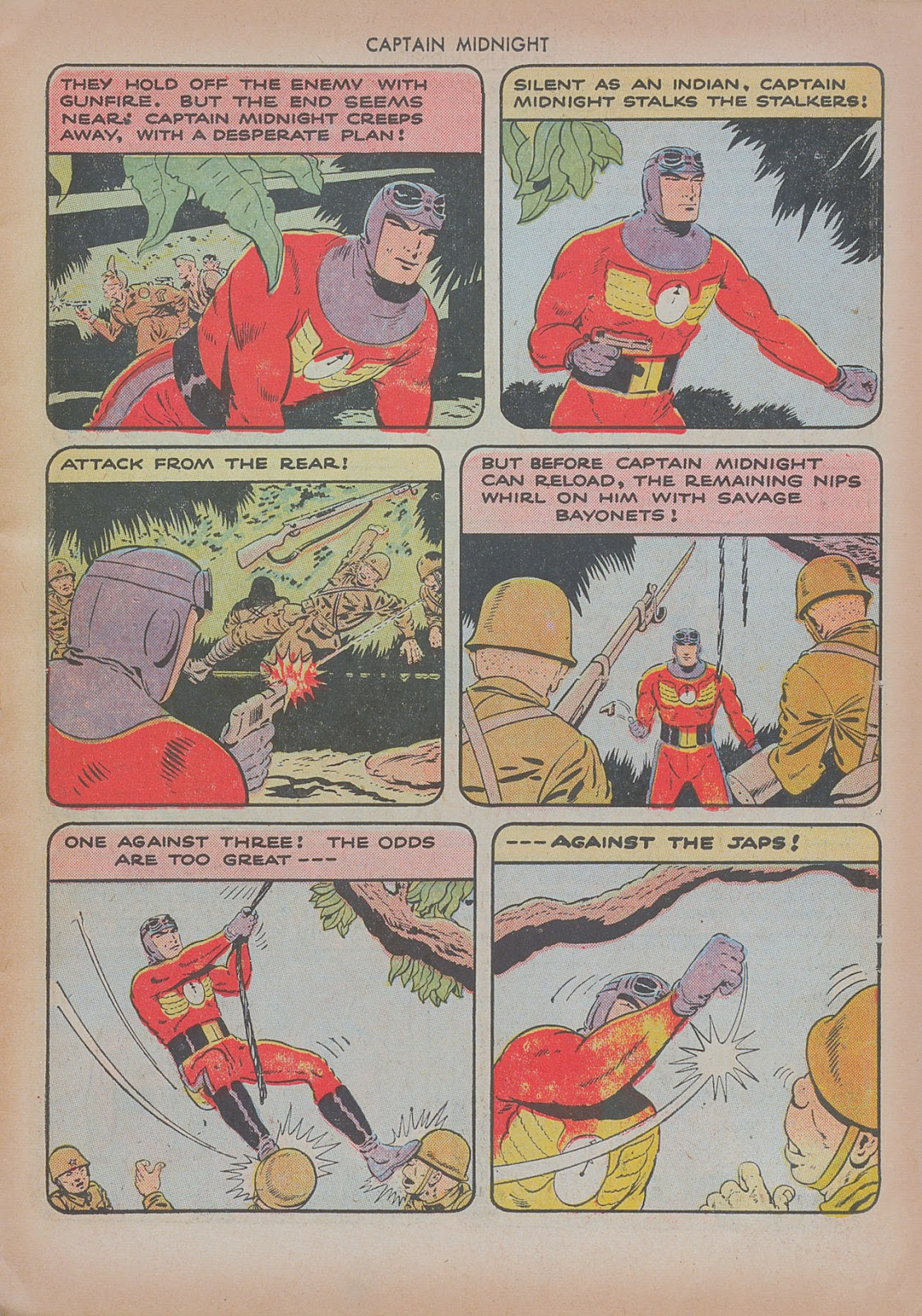 Captain Midnight (1942) issue 20 - Page 11