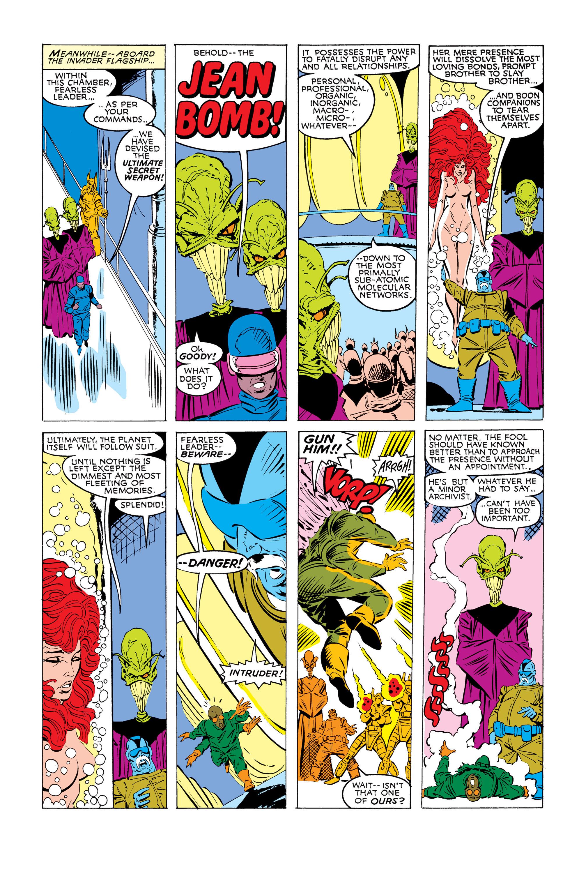 Read online Uncanny X-Men (1963) comic -  Issue #245 - 8
