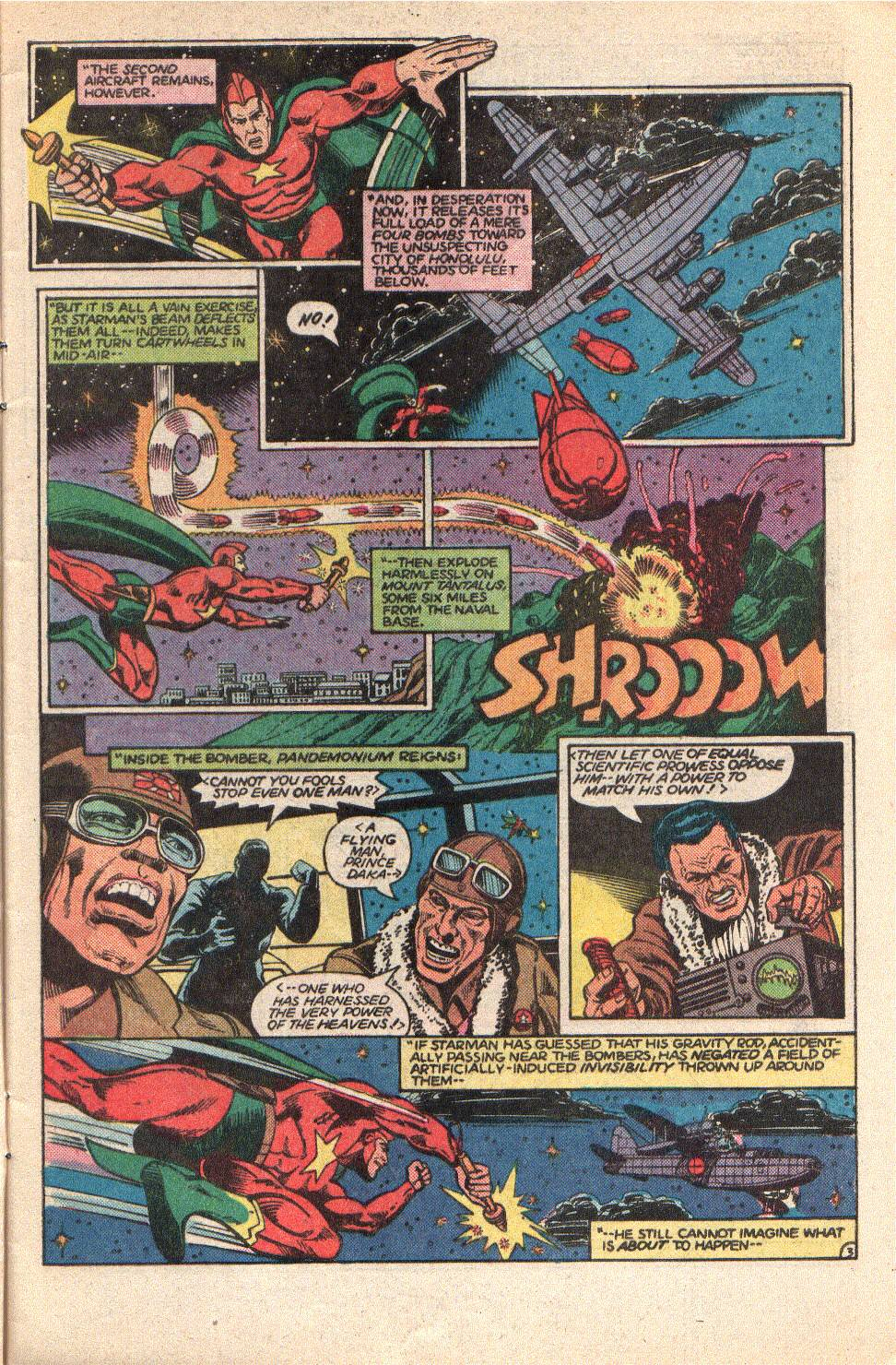 Read online All-Star Squadron comic -  Issue #42 - 5