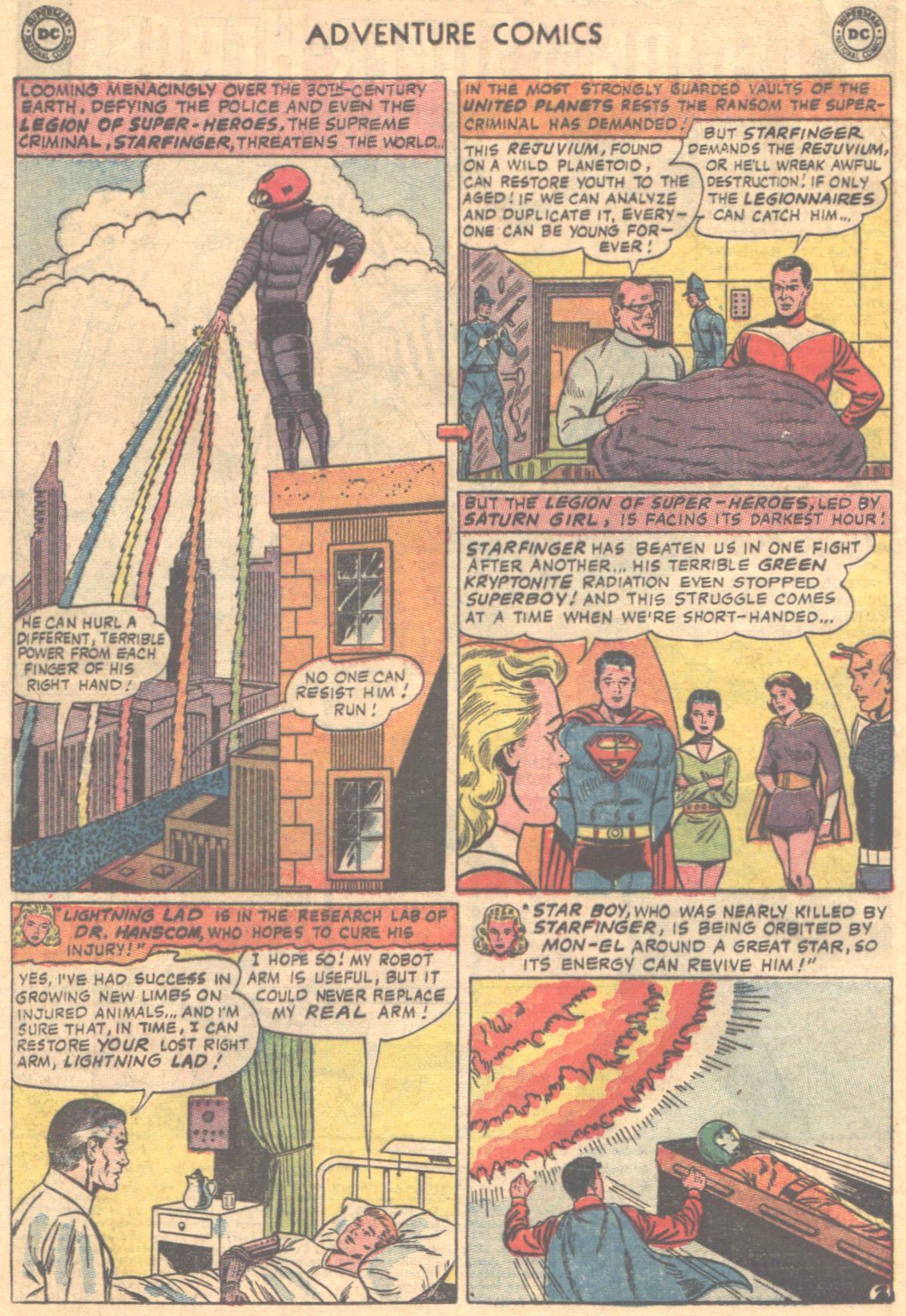 Read online Adventure Comics (1938) comic -  Issue #336 - 5