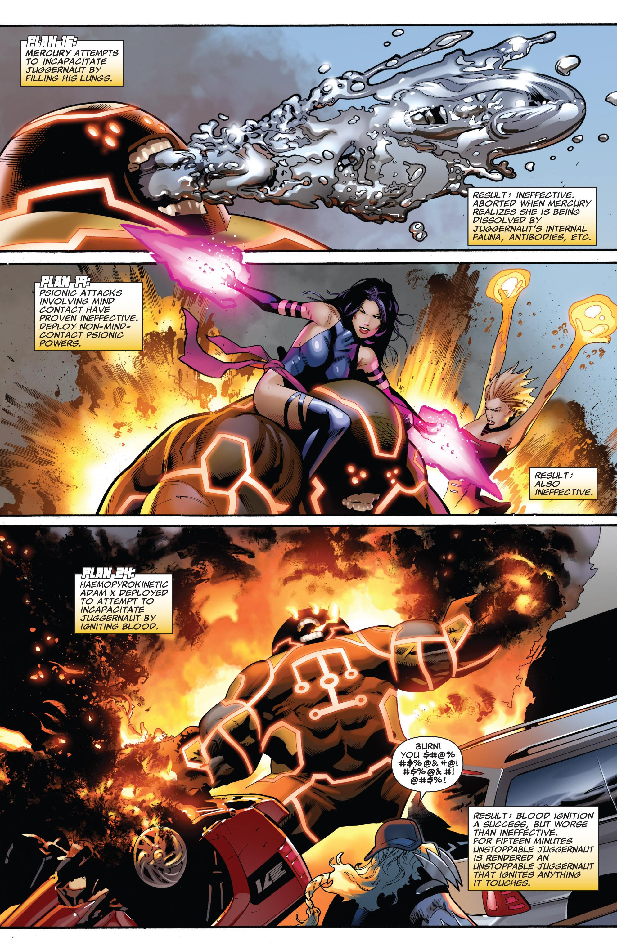 Read online Uncanny X-Men (1963) comic -  Issue #542 - 14