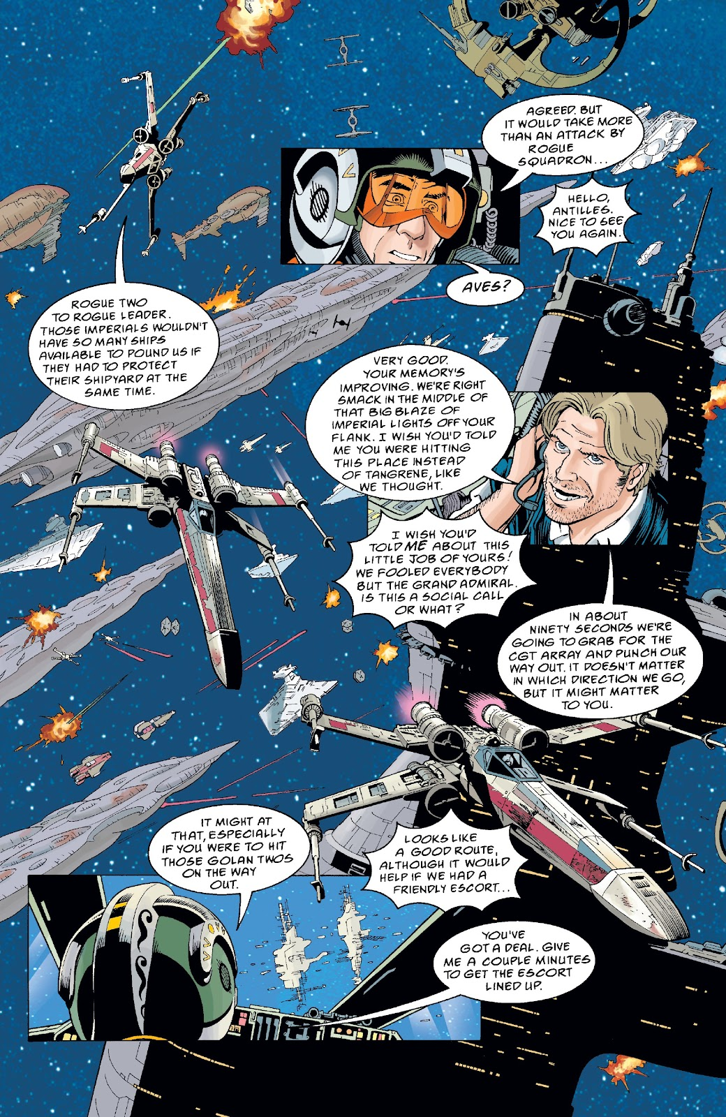 Read online Star Wars Legends: The New Republic - Epic Collection comic -  Issue # TPB 4 (Part 5) - 23