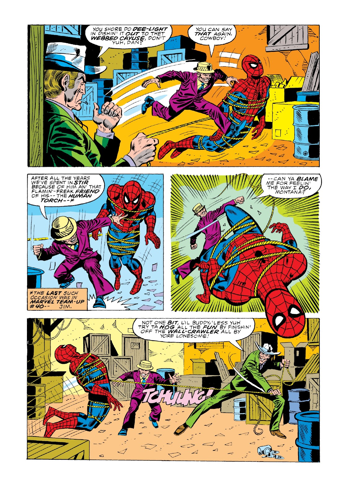Read online Marvel Masterworks: The Spectacular Spider-Man comic -  Issue # TPB 2 (Part 1) - 65