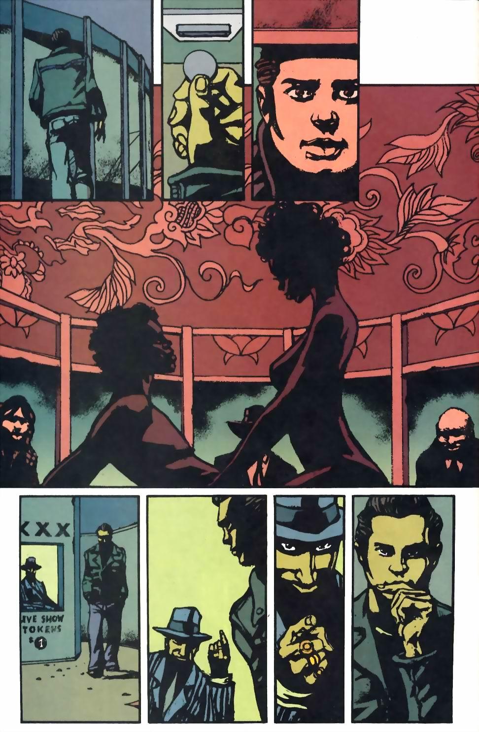 Read online Flinch comic -  Issue #16 - 19