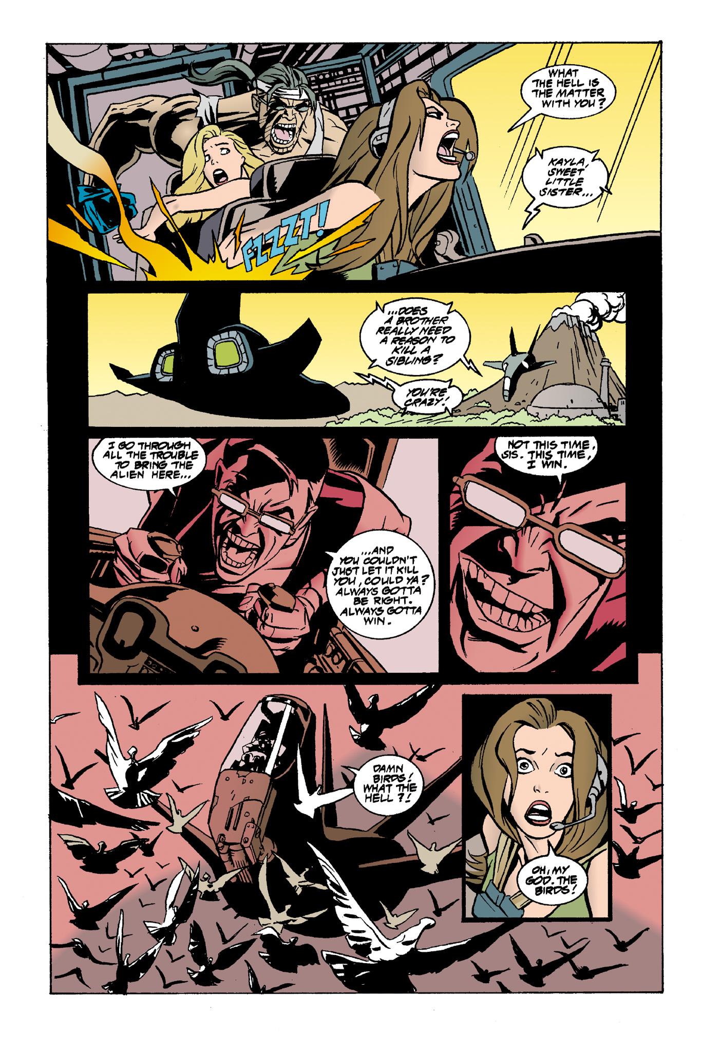 Read online Aliens: Mondo Heat comic -  Issue # Full - 21